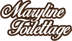 Maryline Toilettage Logo